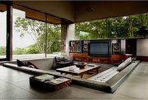Sunken Lounges