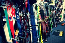2013 New Skis and Snowboards / Don't forget to come in and check out our new selection of skis and snowboard gear!