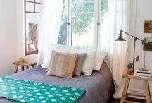 Bedroom Ideas / by Sarah McDonald
