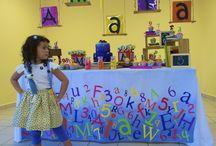 Lauren's 8th B-Day: Matilda the Musical