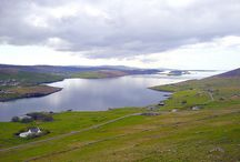 Shetland Islands, Scotland / Photos of the best places to visit in the Shetland Islands.