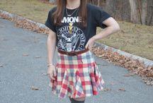 College Fashionista Spring 2015 / by Trina Cardamone