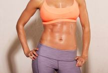 Healthy/workout / by Leslie Jaffie