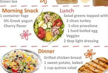 Healthy Diet plan & foods