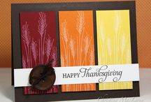 Fall Cards / by Pamela Wells