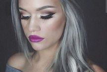 Grey and loving it / I just love this colour, If only I could find the right shade toner.