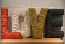 Yarn/Ribbon / by Laura Craven