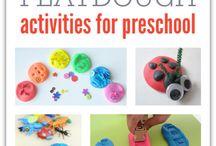 playdough activities