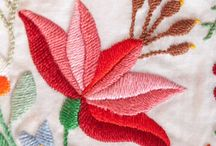 Embroidery - Hungarian / Embroidered