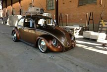 CARS: VW / by Marlena Cook