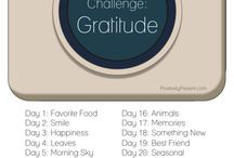Things I am grateful for / by Melodie Proffitt