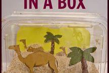 desert in box