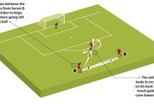 soccer training******