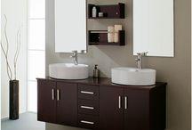 Bathroom ideas / by Christine Siracusa
