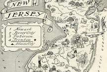 NJ Maps / by BestofNJ.com