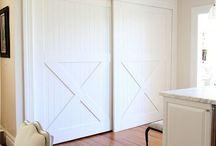 Hallway refresh / by Marissa Garrison