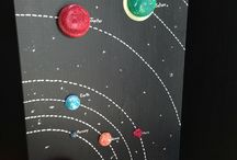 Solar system projects / Kids project