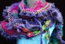 laine filée / Laine filée main au rouet