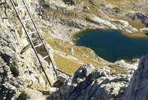 Wandern und Klettersteig