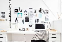 SOMEDAY HOME ||| WORKING / by Elise Verbraecken