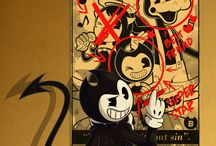 bendy and the inkk machine
