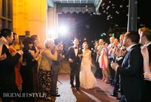 Maddox-Muse Center and Bass Hall wedding photos