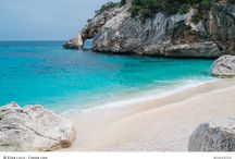 Travel / Want to know all the most beautiful places to visit in Sardinia? Every day new post to help you discover this beautiful island!!!