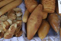 Podhalańskie specjały / produkty regionalne z okolic Zakopanego i Podhala, kuchnia góralska, wyroby rzemieślnicze