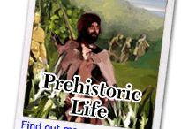 Oergezond / Prehistorisch koken, gezondheid in de steentijd, etc.