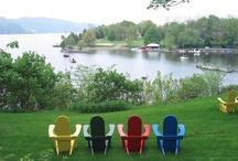 Basin Harbor / Summer Vacation....... / by Susan Williams