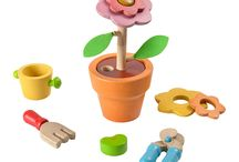 Other Toys We Love! / These are some of our favorite toys we use with our playsilks at home with the kids!