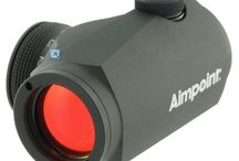 Sights / Aimpoint, EOTech, and Meopta sights are available at www.EuroOptic.com.