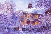 winter in art