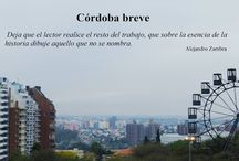 Córdoba breve - primer encuentro de microrrelatistas