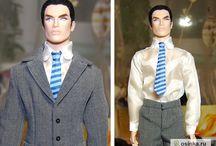 Barbie - KEN pattern