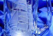 kryształ szkło crystal glass / kryształ szkło crystal glass
