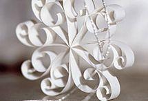 Christmas craft decorations
