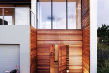modern beach house / Overall house theme