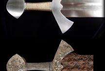 Antique Swords