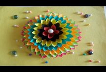 Flower Crafts