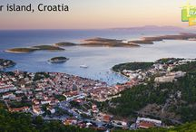 Plan to trip to Croatia / Croatia is a beautiful place and offers a warm and pleasant welcome to its visitors. Beaches, Roman Architecture, Food and Drinks are some of the must try and sought after things while in Croatia.