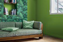 Pantone 2017 - Greenery / #pantone #couleur #année #green #vert #deco #domus #2017