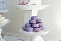 baby shower lavender