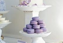 baby shower lavender