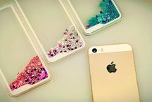 Phone covers / Pretty girly, and fun iPhone cover ideas