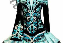Irish Dance / Irish Dance solo dresses and Irish Dance world