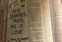 All things bible journaling