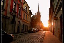 Miasta / Kocham czar pięknych miast