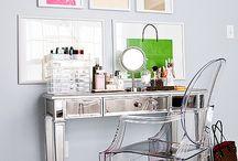 vanity tables