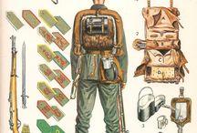 équipement Allemand WWI